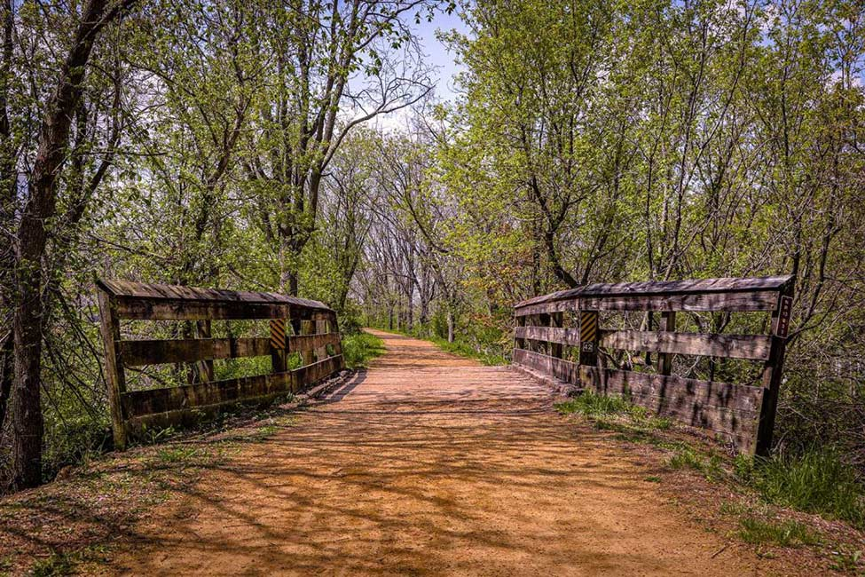 Military Ridge Bike Trail