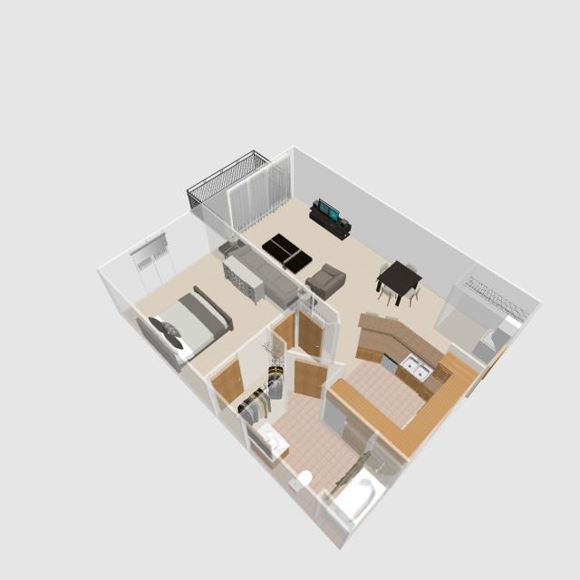 1 BR D | Prairie Crest Apartments | Verona, WI